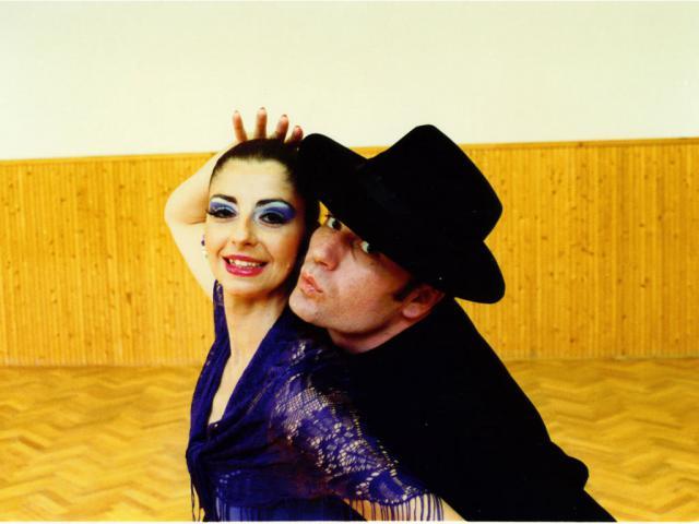 Móczó János tánc közben1